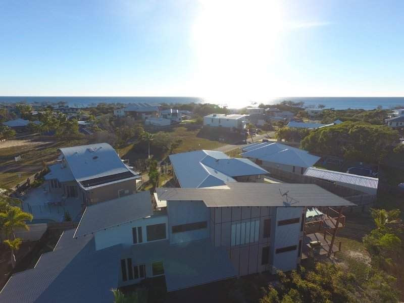 Beach House Top View
